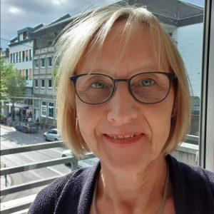 Studienleiterin Hella Blum. Foto: privat