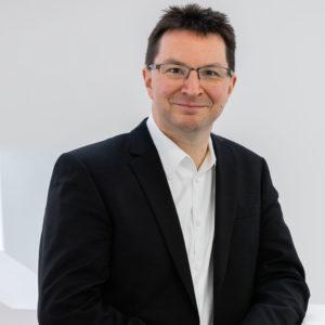 Das Foto zeigt den Antisemitismusbeauftragten des Landes Baden-Württemberg, Dr. Michael Blume. Foto: Loges + Langen 2019