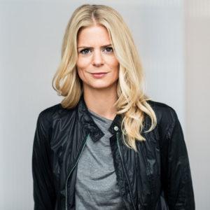 Das Foto zeigt die Rundfunk- und Fernsehjournalistin Anja Backhaus. Foto: Immo Fuchs