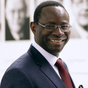 Das Foto zeigt Dr. Karamba Diaby MdB. Foto: Ute Langkafel