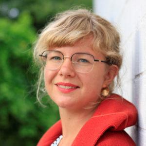 Porträt von Dr. Frederike van Oorschot