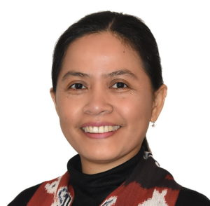 Das Foto zeigt Rev. Dr. Dyah Ayu Krismawati. Bild: privat